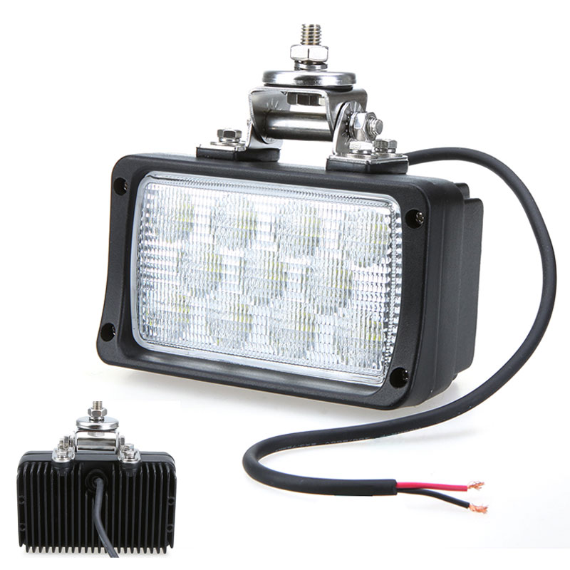 Araba-styling LED İş Işık 33 W Led Işık Bar 12 V için Jeep SUV ATV Off-road kamyon Araba Led Işık